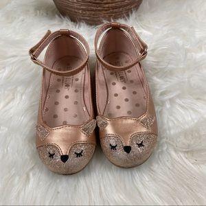 Seychelles Girls Fox Shoes sz 9 Box #22